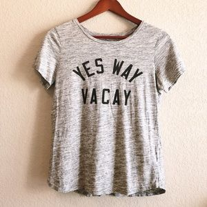 Old Navy Yes Way Vacay Tee